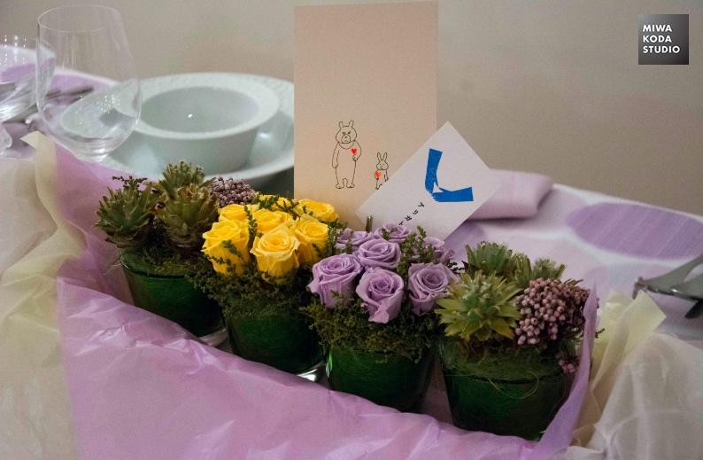 June 22, 2017 ギフトボックス Gift Box_a0307186_5521350.jpg
