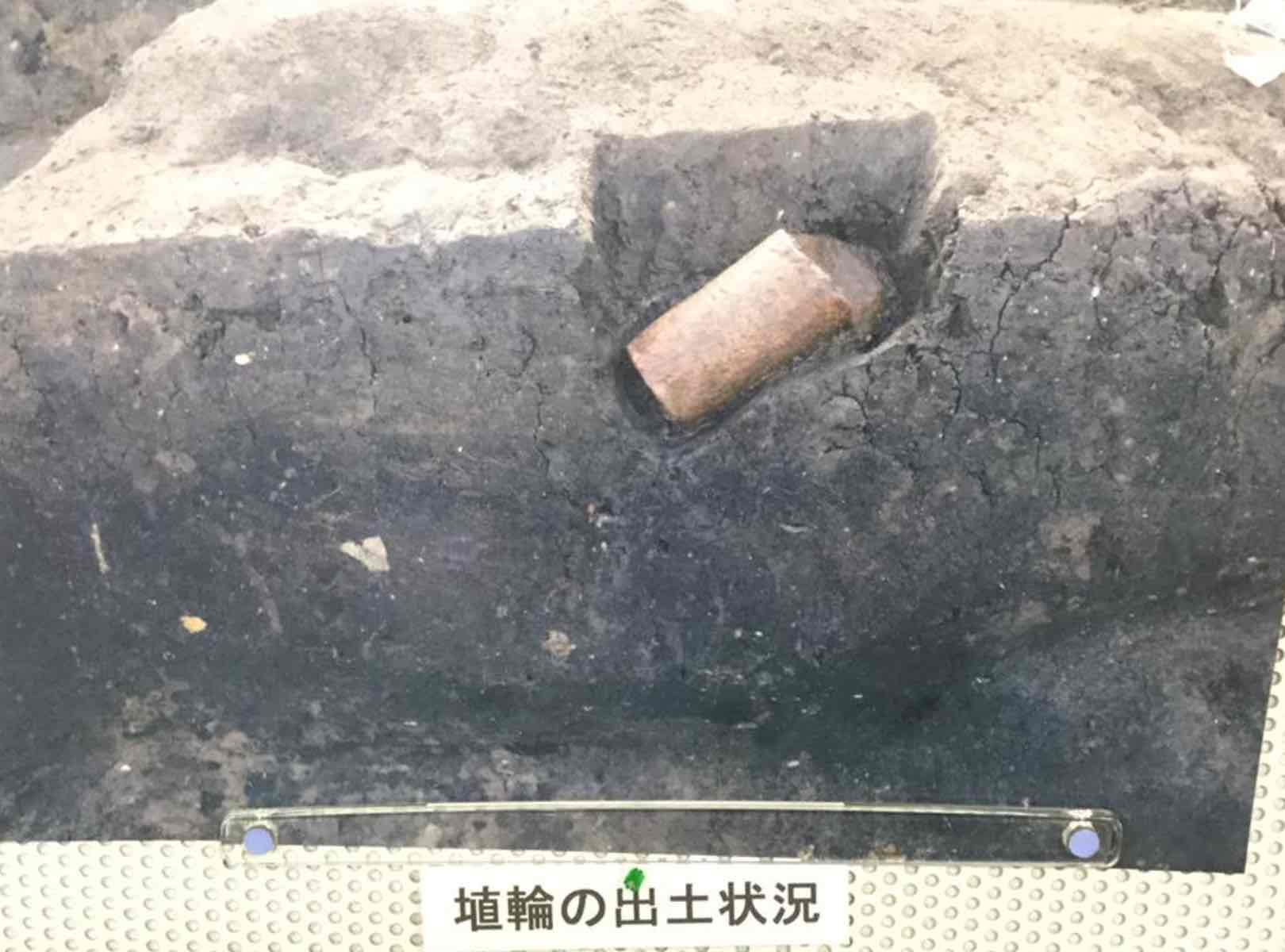 塚前古墳、考古資料館の企画展_e0068696_17344185.jpg