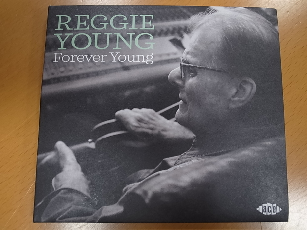 REGGIE YOUNG/Forever Young レジ―・ヤング/フォーエバー・ヤング_f0197703_19452912.jpg