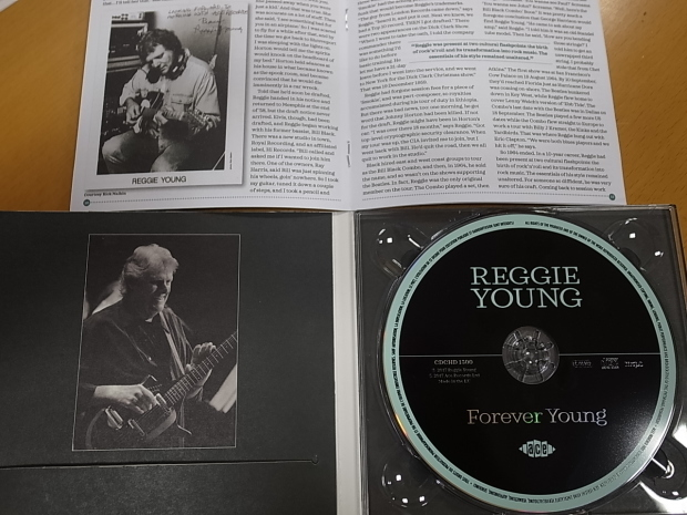 REGGIE YOUNG/Forever Young レジ―・ヤング/フォーエバー・ヤング_f0197703_19485354.jpg