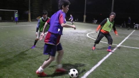 UNO 6/20(火) at UNOフットボールファーム_a0059812_18101457.jpg