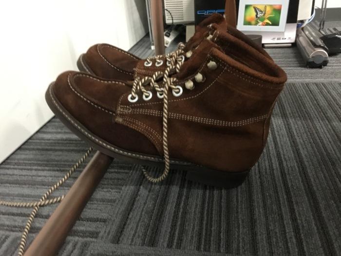靴の除湿_b0226322_10575084.jpg