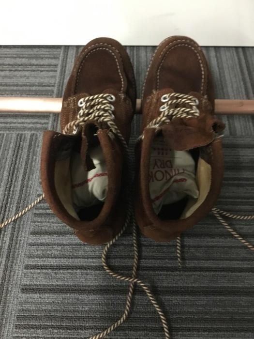 靴の除湿_b0226322_10575348.jpg