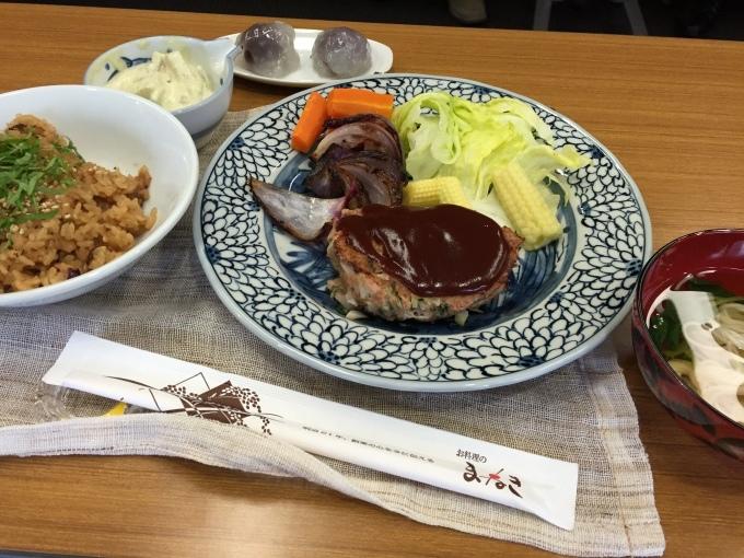 男の手料理もタコ御飯_a0125981_18243681.jpg