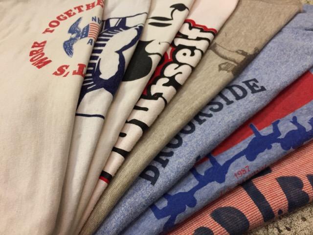 6月24日(土)大阪店スーペリア入荷!#1 USオールドプリントT-Shirt!!_c0078587_14183756.jpg
