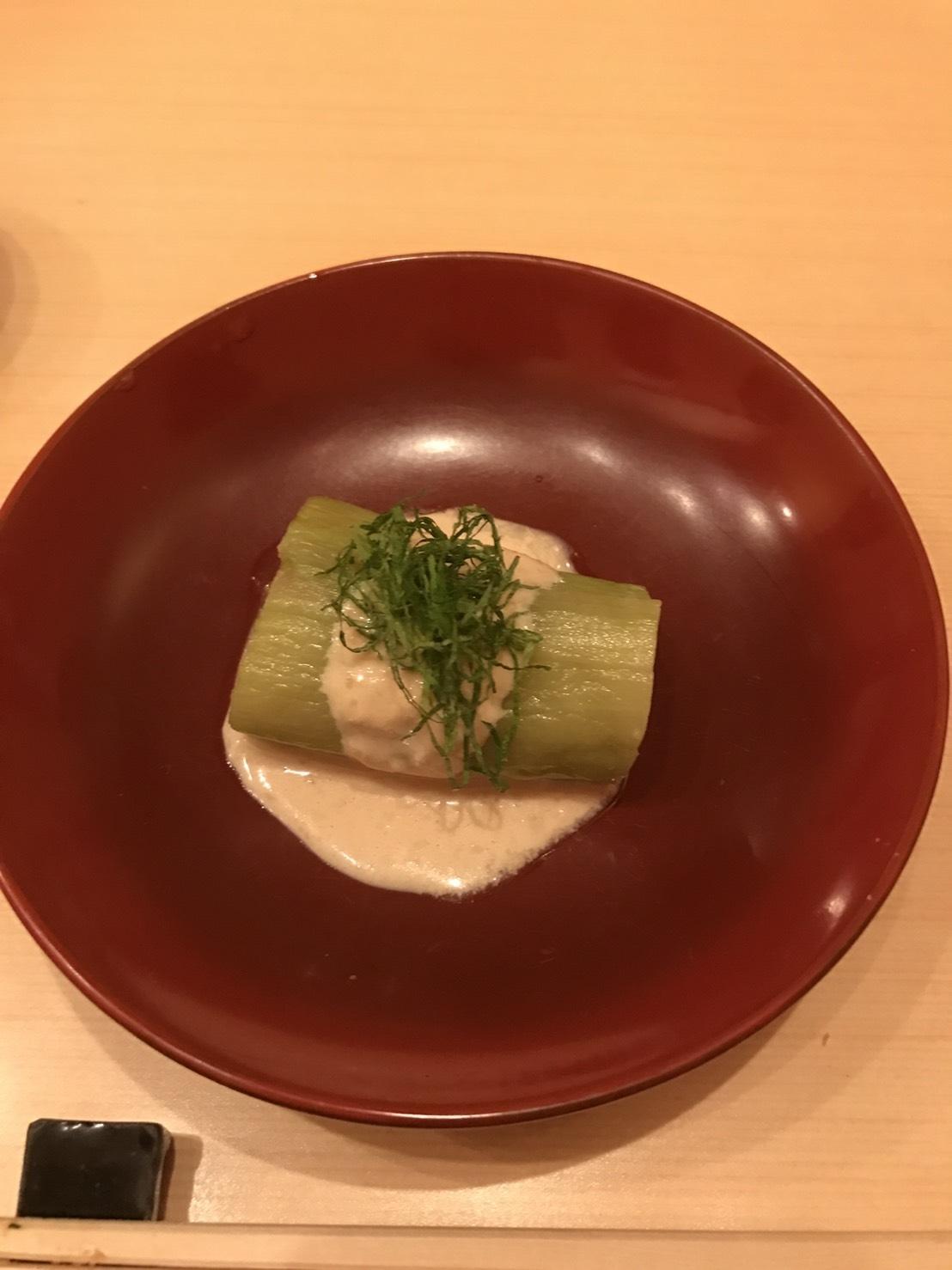 「三合庵」白金店 最後の食事会♪_d0339889_11420155.jpg