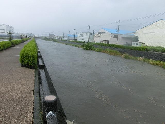 昨日の大雨、被害は? 今日は早速確認しなければ_f0141310_07485555.jpg