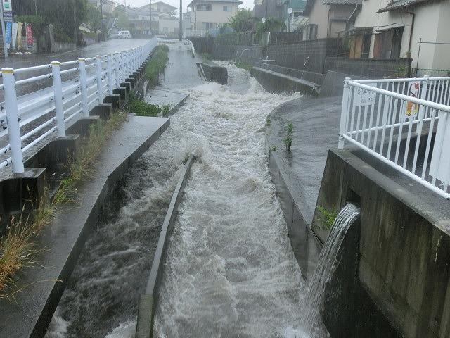 昨日の大雨、被害は? 今日は早速確認しなければ_f0141310_07492860.jpg