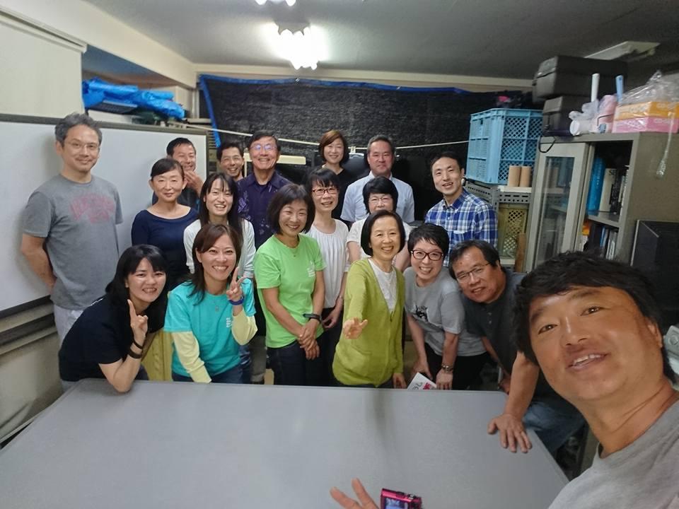 西日本巡回の旅14日目:大掃除の続きと餃子_c0193735_233231100.jpg