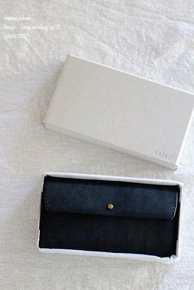 1年経った、safujiさんのミニ長財布_e0214646_11220429.jpg