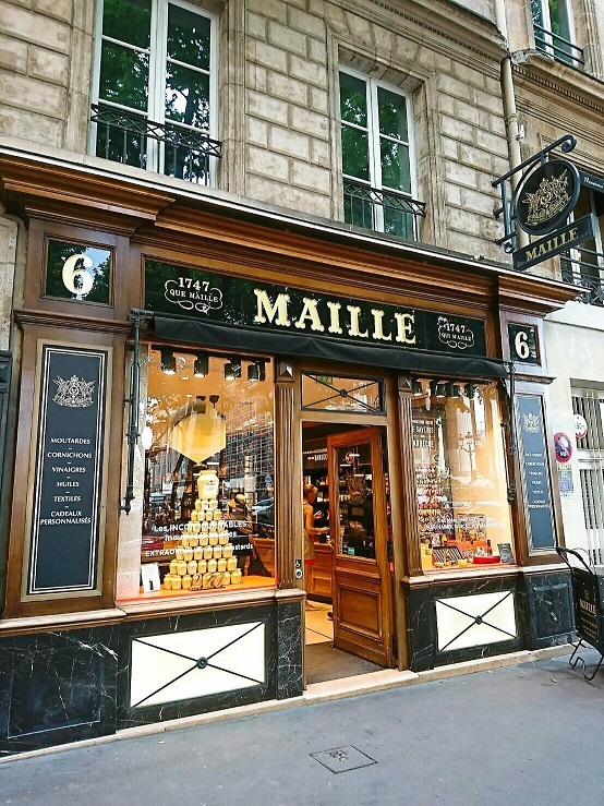 Maille(マイユ)でマスタードを注入してもらう_b0060363_17545110.jpg