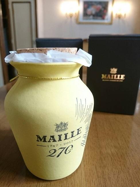 Maille(マイユ)でマスタードを注入してもらう_b0060363_18365123.jpg