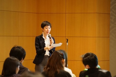 タイのチュラロンコン大学の方々への講演を行いました_e0190287_16140866.jpg