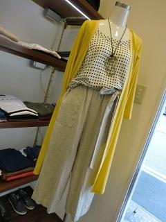 人気のリボン付きパンツ~夏仕様~_c0113499_14090033.jpg