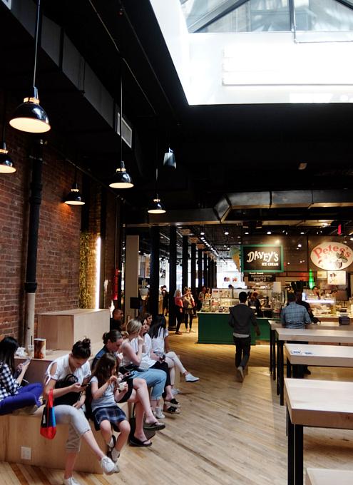 チャイナタウンの新名所『Canal Street Market』のフード・コート_b0007805_22591410.jpg