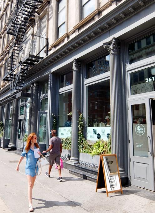 チャイナタウンの新名所『Canal Street Market』のフード・コート_b0007805_231477.jpg