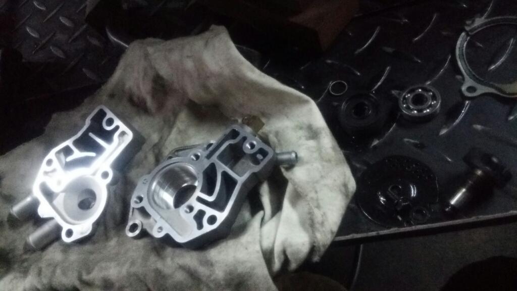 SA36J  ジョグのウォーターポンプ修理の件_e0055711_23154706.jpg
