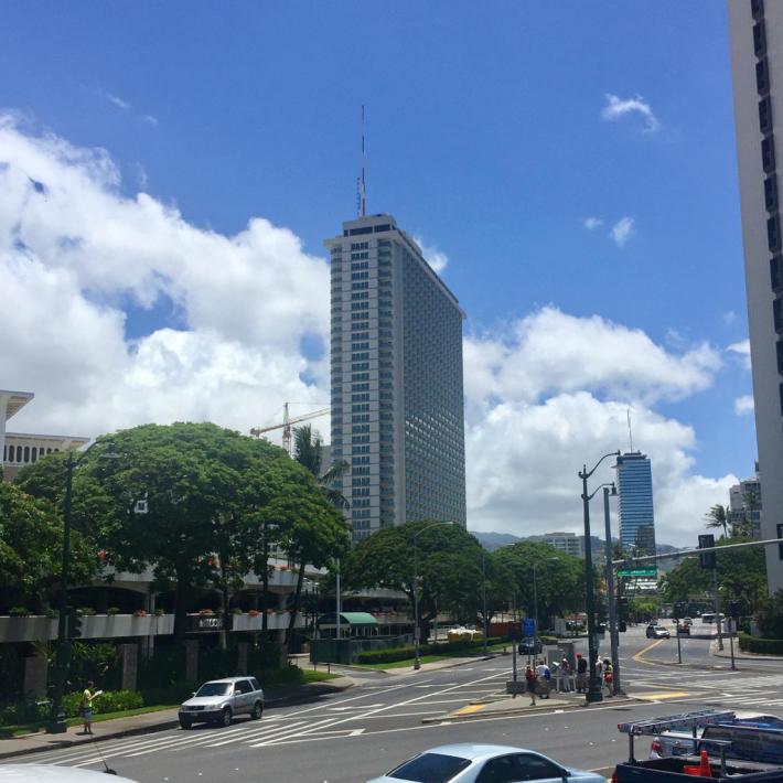 17年6月ハワイ 3☆経営が変わったアラモアナホテル_d0285416_20323636.jpg