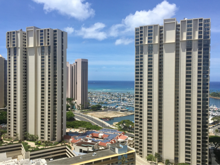 17年6月ハワイ 3☆経営が変わったアラモアナホテル_d0285416_20323880.jpg