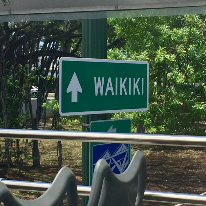 17年6月ハワイ 4☆まずはワイキキをパトロール_d0285416_20482538.jpg