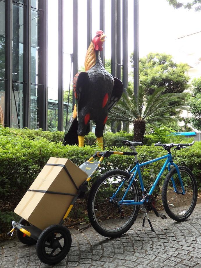 自転車での荷物輸送SOS!!  & 7月の臨時休業のご案内_c0316555_23111452.jpg