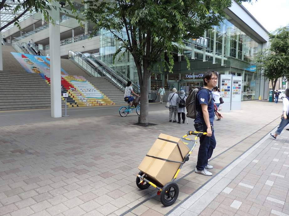 自転車での荷物輸送SOS!!  & 7月の臨時休業のご案内_c0316555_23231026.jpg