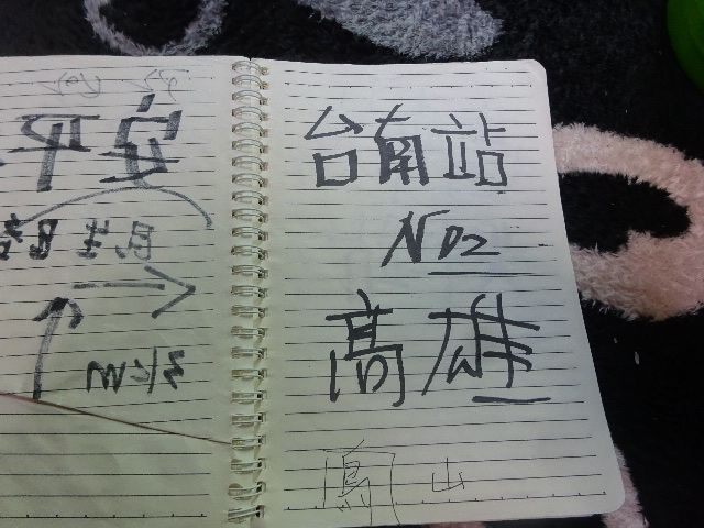 シニヤの台湾高雄一人旅、中国語しゃべれなくとも大丈夫!_b0222066_08593914.jpg