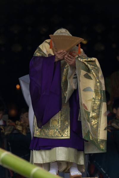 鞍馬寺「竹伐り会式」_e0051888_21103219.jpg