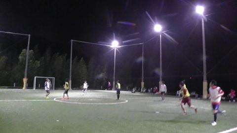 UNO 6/23(金) ダブルヘッダー at UNOフットボールファーム_a0059812_22173228.jpg