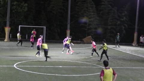 UNO 6/23(金) ダブルヘッダー at UNOフットボールファーム_a0059812_22174709.jpg