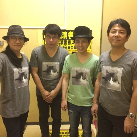 『Present Time』@渋谷TSUTAYA O-Nest_f0181924_01442127.jpg