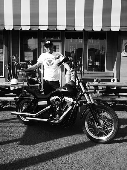 清水 英二 & Harley-Davidson FXDB(2017.05.21)_f0203027_11165070.jpg