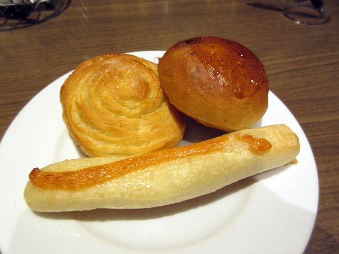 【BAQET】プレミアムハンバーグとパン食べ放題_b0009849_16511075.jpg