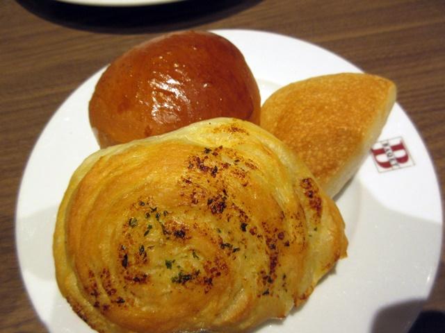 【BAQET】プレミアムハンバーグとパン食べ放題_b0009849_16531275.jpg