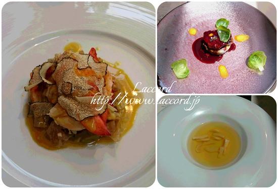銀座 「レストラン オザミ」_f0275956_015058.jpg