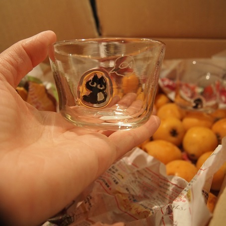 特集:夏の装い 高城加世子さんの猫グラス_b0322280_13232330.jpg