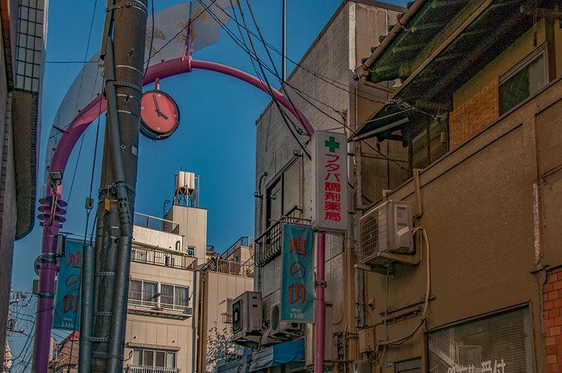 記憶の残像 2017年 花の東京 -17 東京都墨田区 鳩の街  OFF LIMITS_f0215695_23445043.jpg