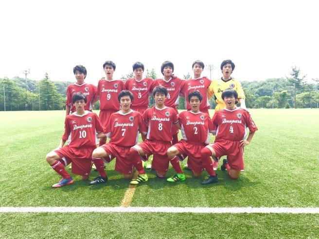 速報【U-18 M2】仙台泉高校戦 June 24, 2017_c0365198_18040392.jpg
