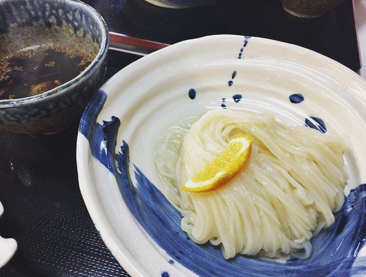 福岡で食べる夏の麺_d0116009_12175887.jpg