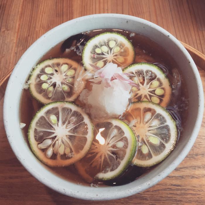 福岡で食べる夏の麺_d0116009_12335650.jpg