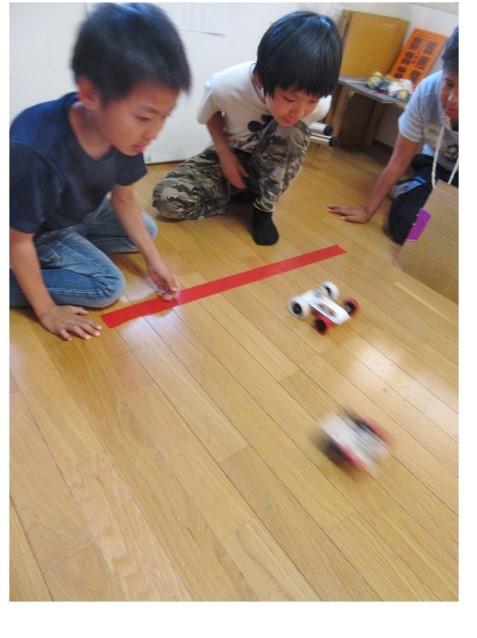 カーレース! 小学生クラス(上高野)_f0211514_01290062.jpg