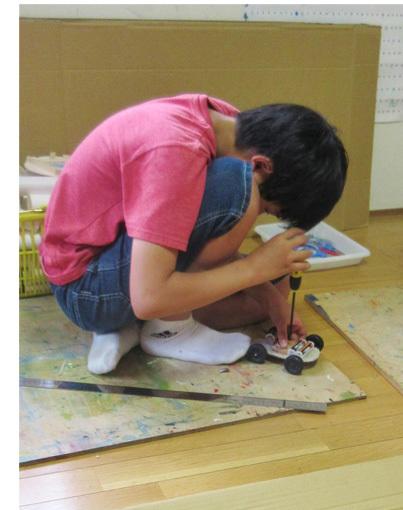 カーレース! 小学生クラス(上高野)_f0211514_01292378.jpg