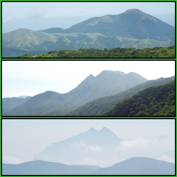 星生山へ最後のミヤマキリシマ_e0164643_13145541.jpg
