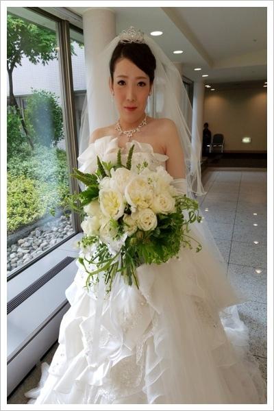 *6月の花嫁様*_e0159050_16574829.jpg