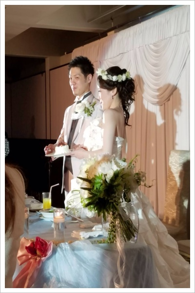 *6月の花嫁様*_e0159050_16581836.jpg