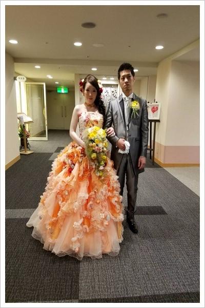 *6月の花嫁様*_e0159050_16584876.jpg