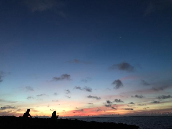 黒島で涙が止まらない 2017.6.24 - 宇宙となかよし