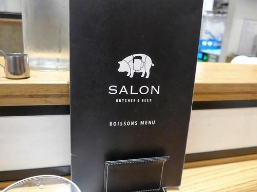 新宿「サロン ブッチャー&ビア」へ行く。_f0232060_16425559.jpg