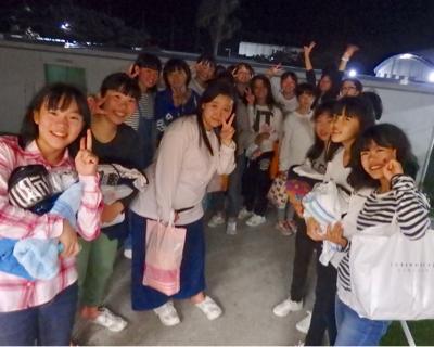 おやすみなさい  特別沖縄だより11 - 平洲中NOW29