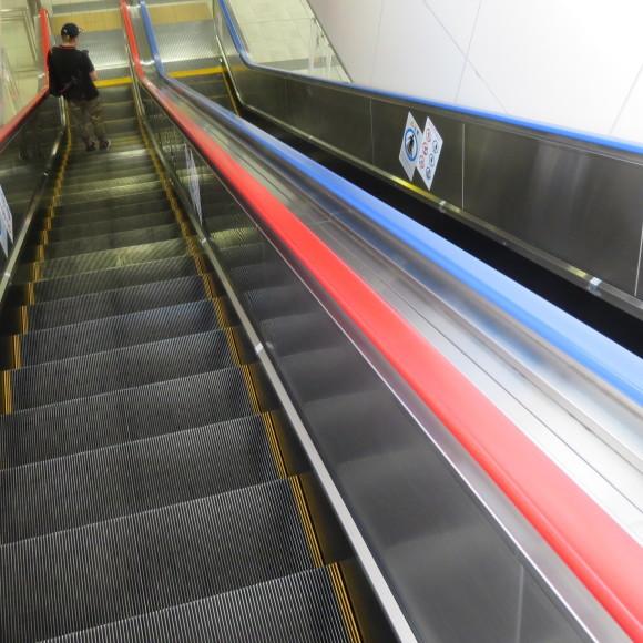 勝川駅で乗り換えてみた 歩むという字は少し止まると書くんです 春日井_c0001670_19562346.jpg